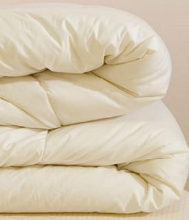 Wool Duvets With Natural Cotton Cover Linenwise