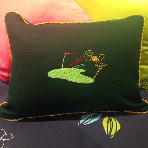 Golf Cushion Covers