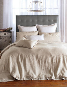 100% Linen Bedding by Brunelli