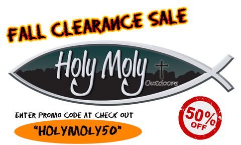 Holy Moly Fall Clearance Sale