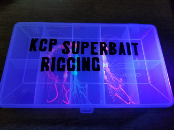 Holy Moly KCP Superbait Rigging Kit