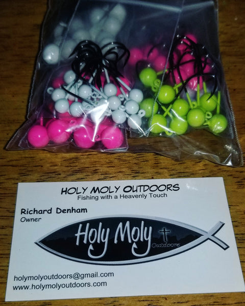 Steelhead Jig heads