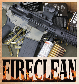 FIREClean Review, S.W.A.T Magazine, March 2016