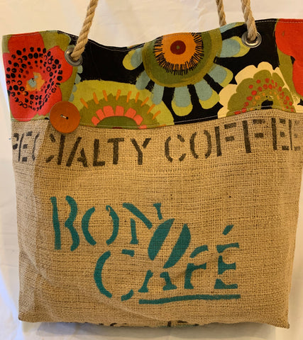 The Cafe Cubano Tote - Retired