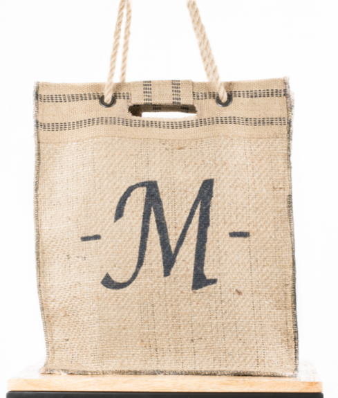 The Espresso Custom Monogram
