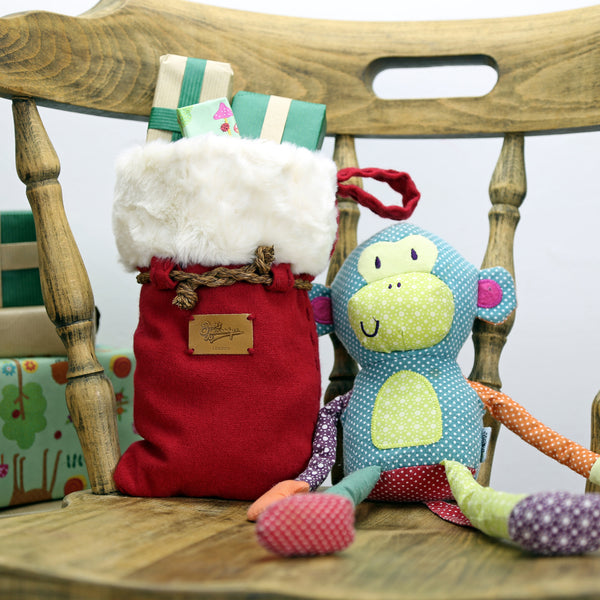 The Small Christmas Sack - Santa's Little Workshop