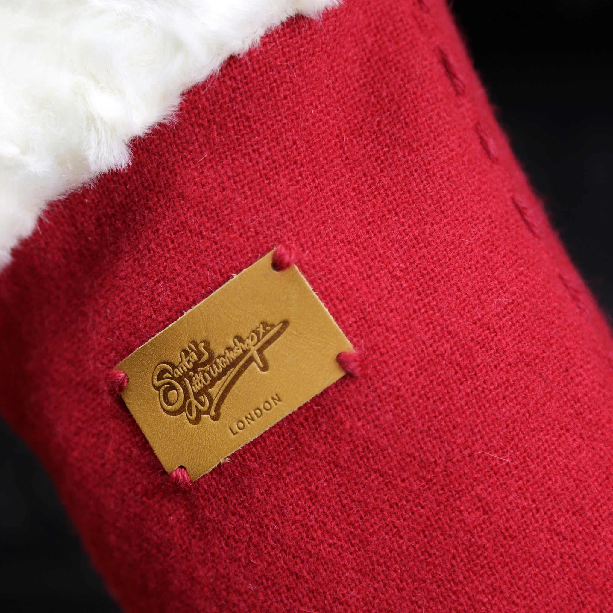 the small christmas stocking santa s little workshop