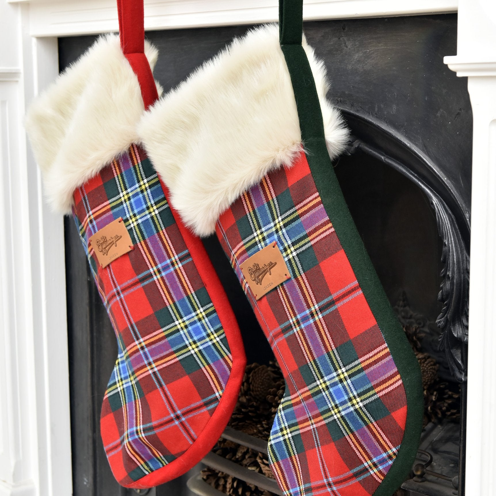 Tartan Stockings