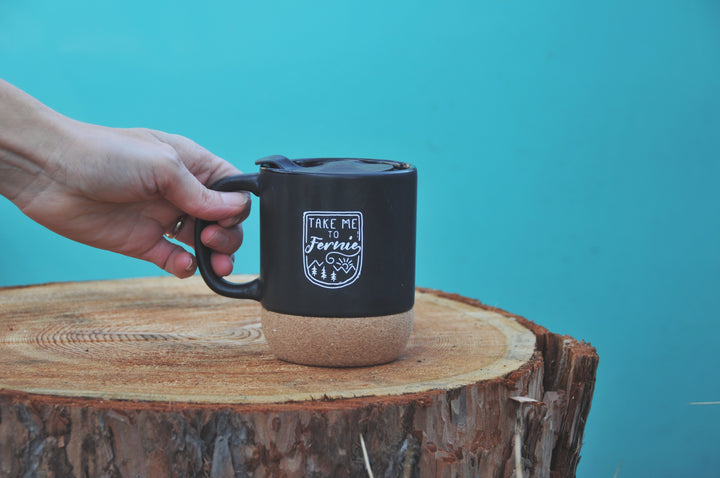 Take Me to Fernie Mug
