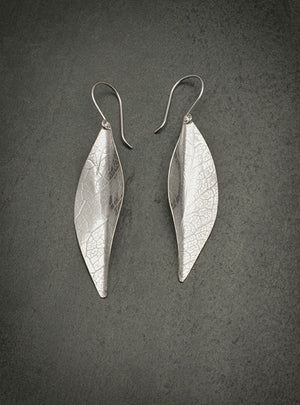Zula Spring Leaf Earring Large