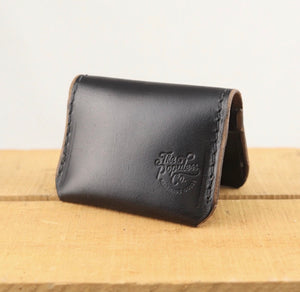 Populess Leather Wallet -  The Albion