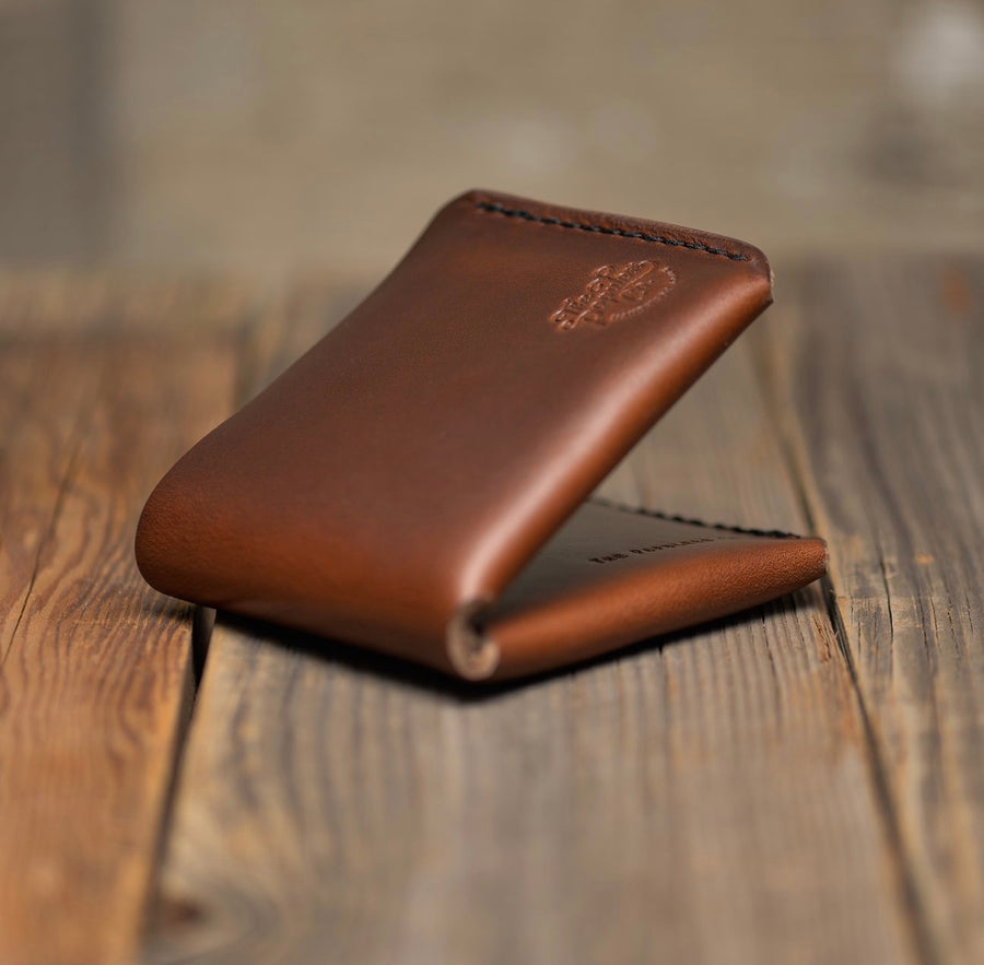 Populess Leather Wallet - The Walter