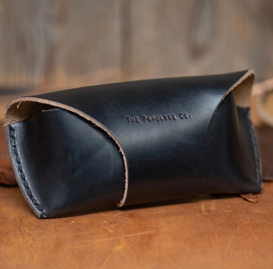 Populess Leather - The Robford Glasses Case