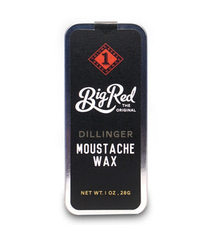 Big Red Stache Wax 1oz