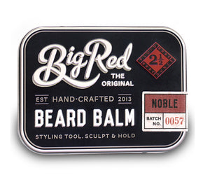 Big Red Beard Balm 2.5oz