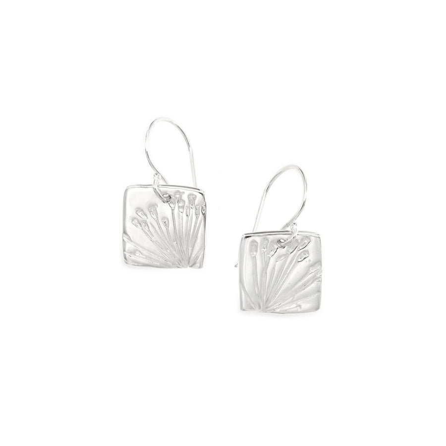 Kat Cadegan Dill Flower Earrings