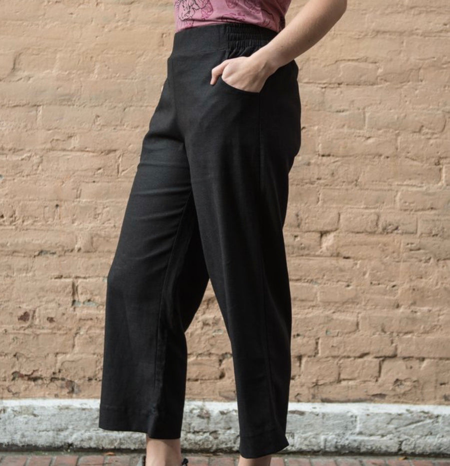 Smoking Lily Elsbeth Trousers Wide Leg