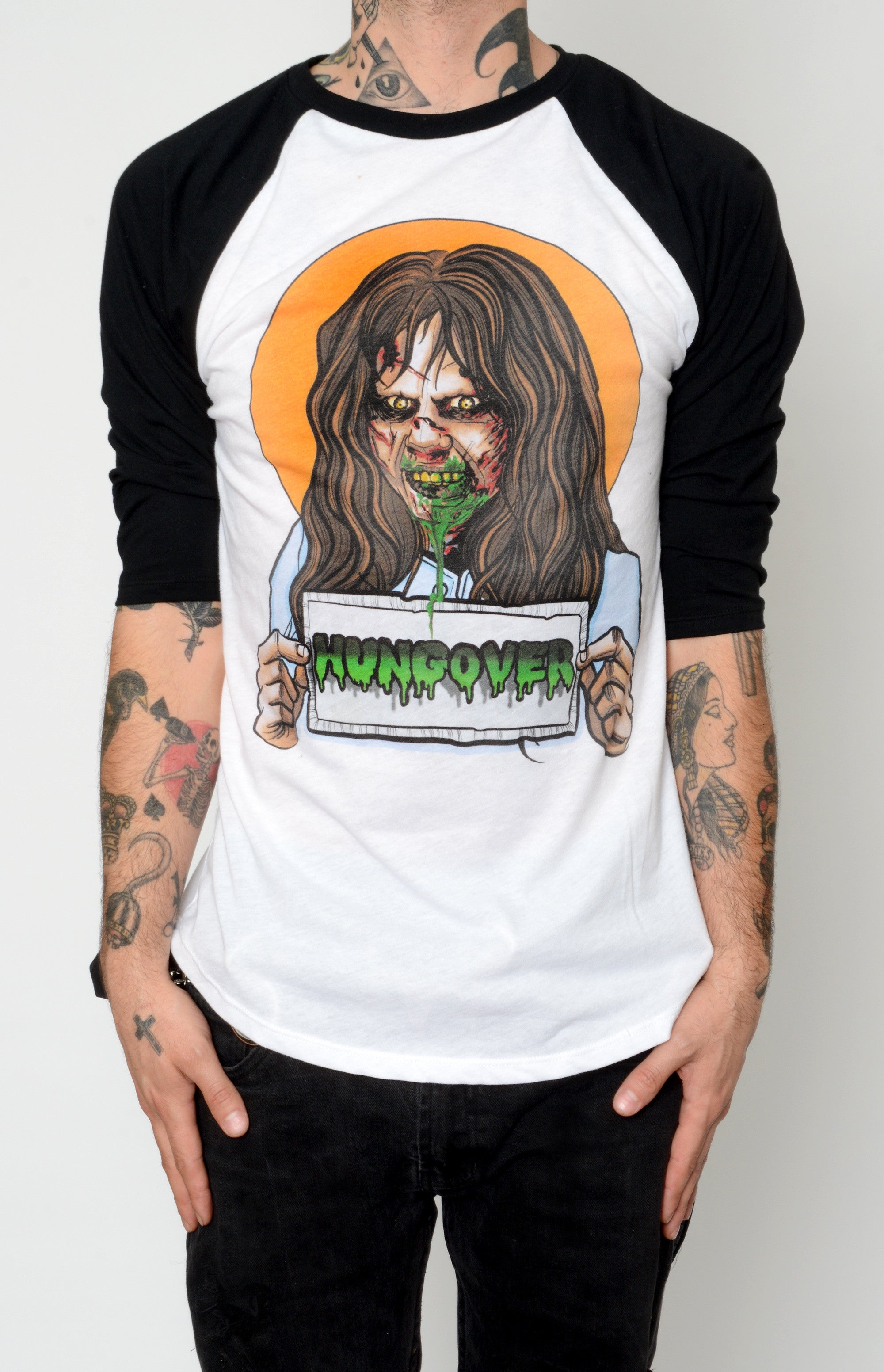 The Exorcist t-shirt New!