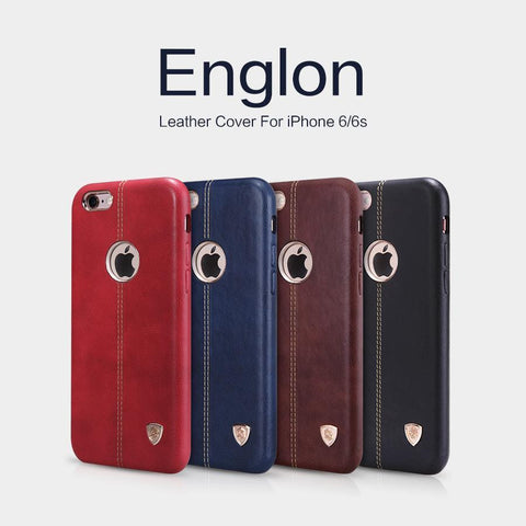 Englon Luxury Leather Case For iPhone