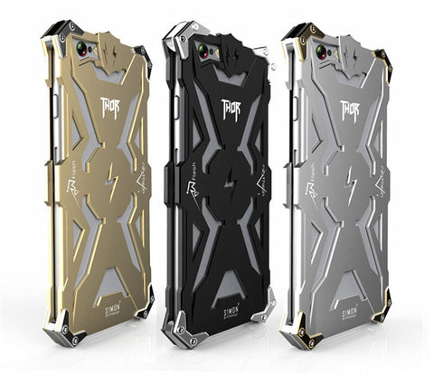 THOR Metal ARMOR Case For iPhone 6, 6 Plus, 6s, 6s Plus