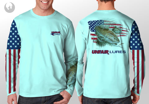 Unfair Shirts UPF 40.