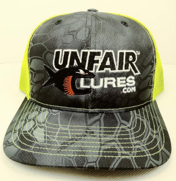 UNFAIR CAPS AND VISORS