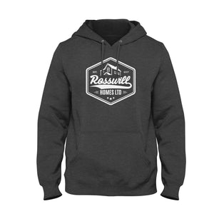 Rosswill Charcoal Heather Hoodie