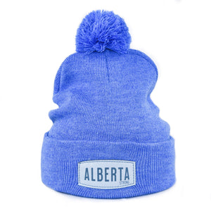 Heather Blue / Toque