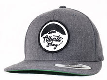 Load image into Gallery viewer, Original Snapback / Charcoal