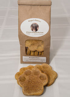 GRAIN FREE Pumpkin Paws 24ct