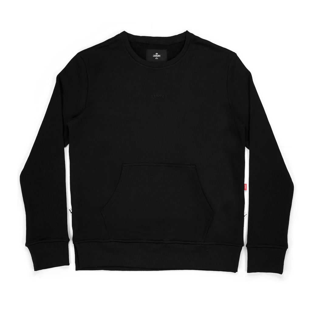 Convey Sweatshirt w/ Side Zip