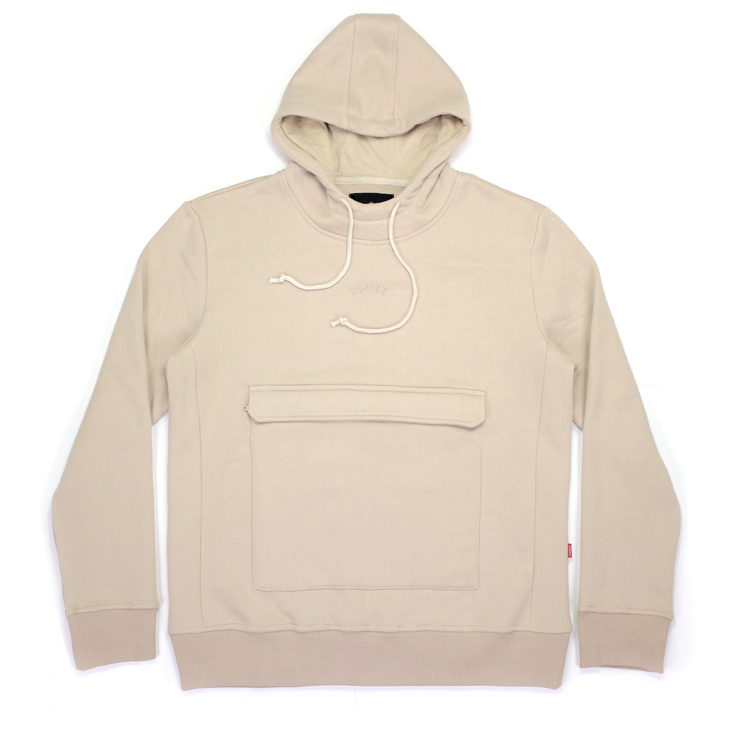 CONVEY Funnel Neck Hoody