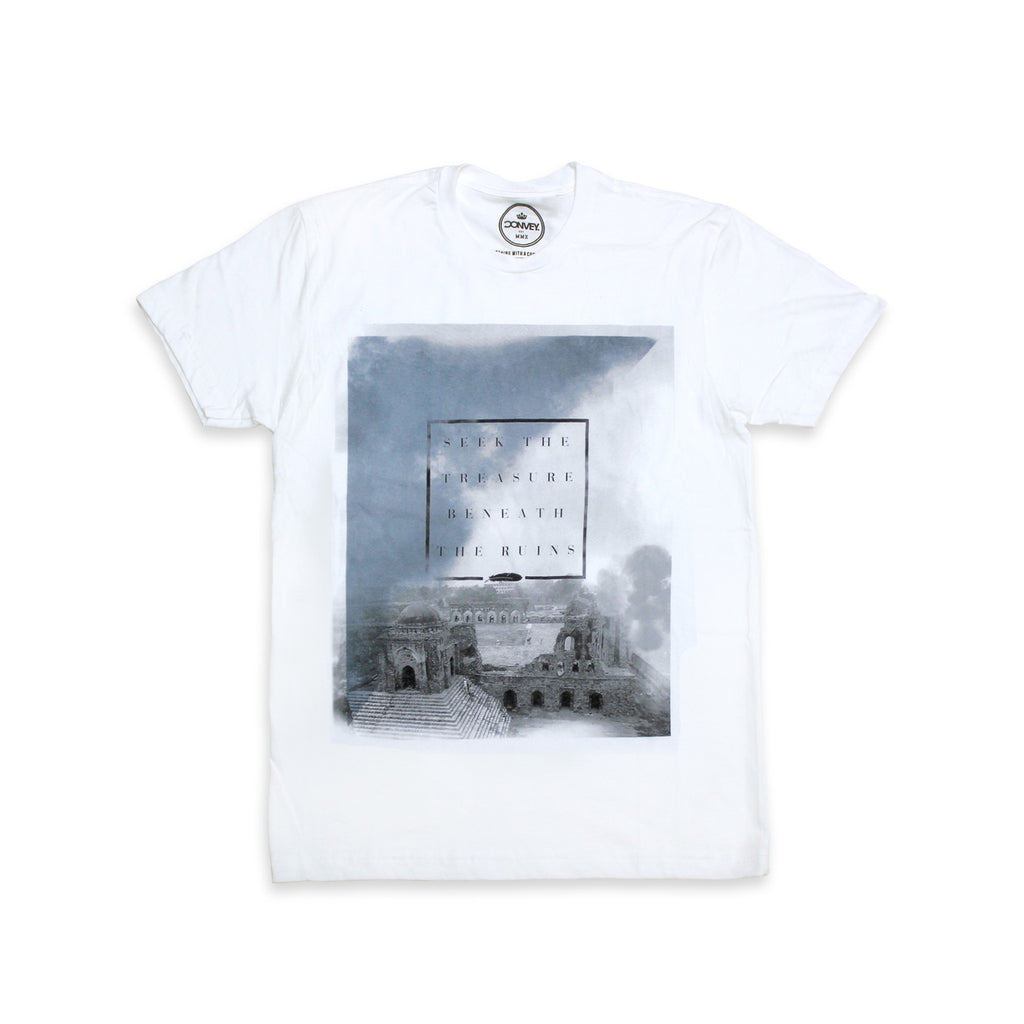 "Convey ""THE RUINS"" Graphic Tee"