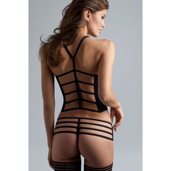 Marlies Dekkers Leading Strings 7cm thong