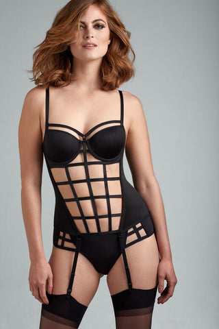 Marlies Dekkers Strings Balcony Corset