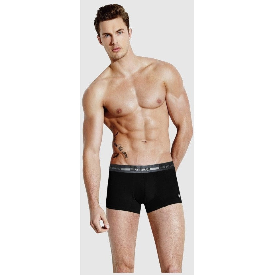 Selga Men's Boxer Black