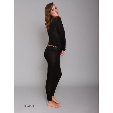 Linda Hartman 292 silk bottoms