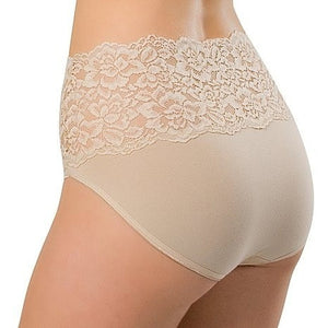 Knock out Panty Lacy Brief - Monaliza's Fine Lingerie  - 1