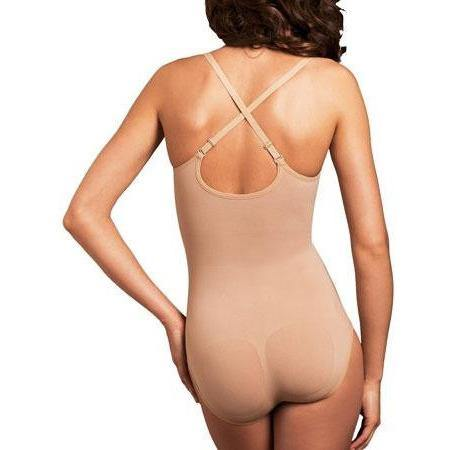 Body Wrap 44008 Seamless Underbust Bodysuit