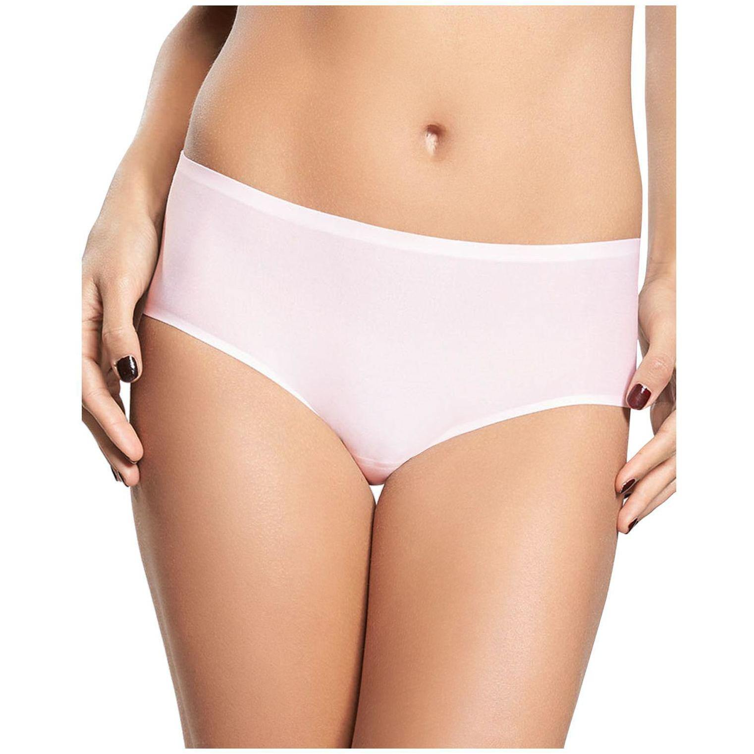 Chantelle 2644 Soft Stretch Seamless Hipster  One Size Pink