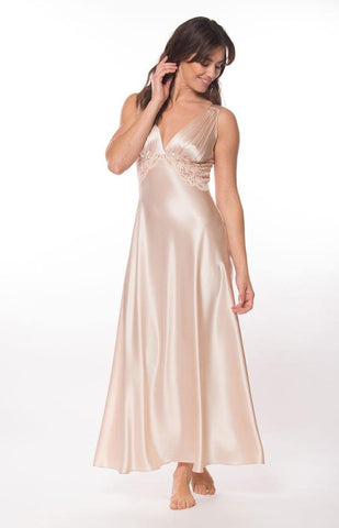 Christine Silk Glamour Gown