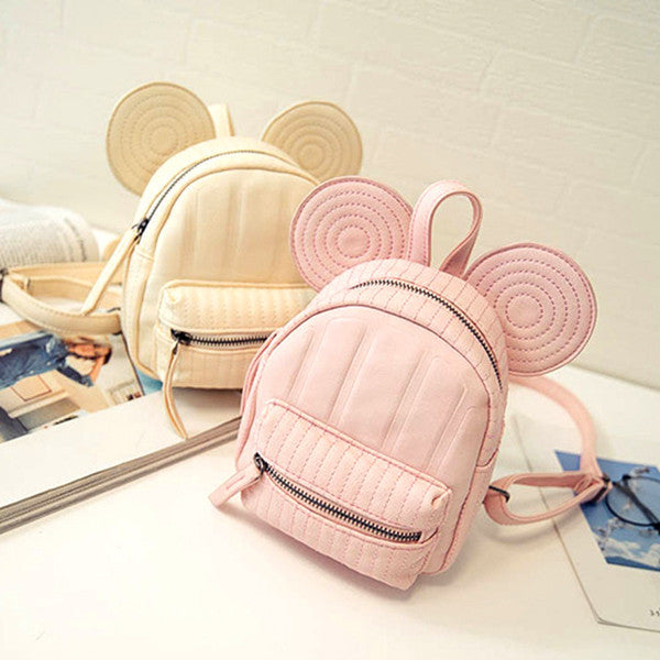 Mickey And Mini Back Pack