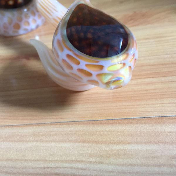 Relic Glass Bubbler Pipe