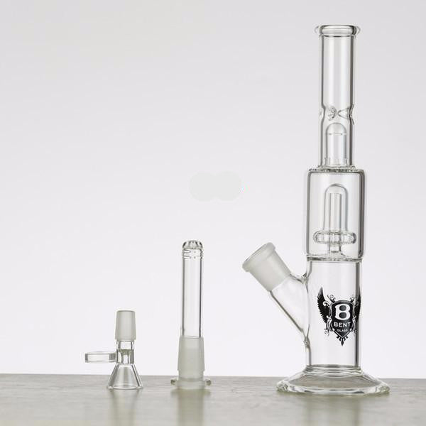 Governor Bongs 10.2 inches bong 5inch arm perc 5mm thickness