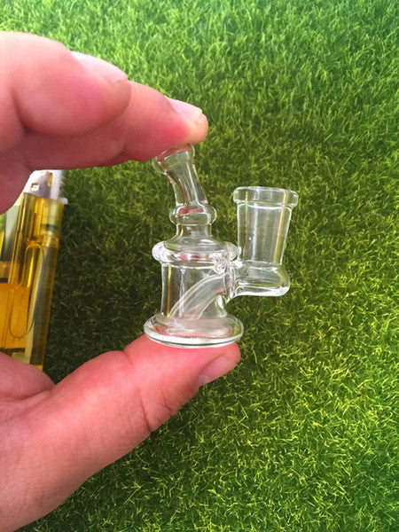 Honey I Shrunk the Rig Dab Rig 10mm joint.
