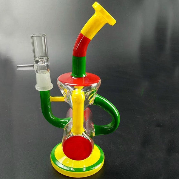 "Smoking With Bob 7.8 "" Tall Rig"