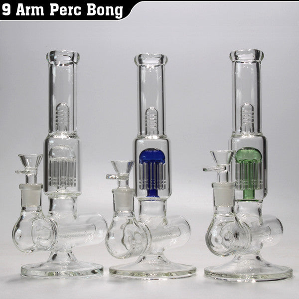 Arm Inline perc oil rig