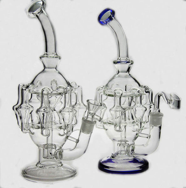 Big Bubbles Dab Rig + Female Joint Glass Bowl