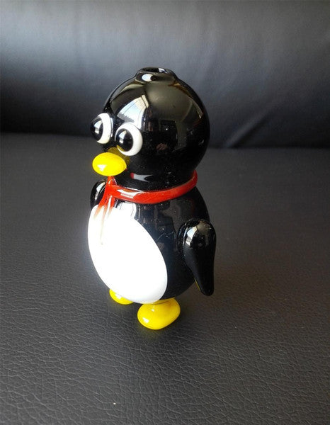 Kid Cuisine Glass Penguin