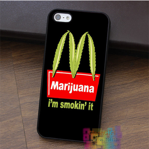 "Time to smoke cell phone case for iphone""s"
